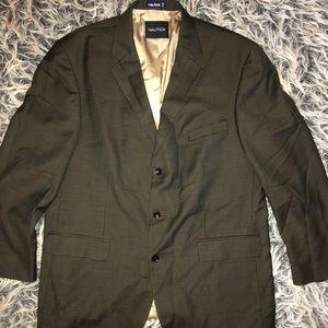 Nautica suit jacket size 46R